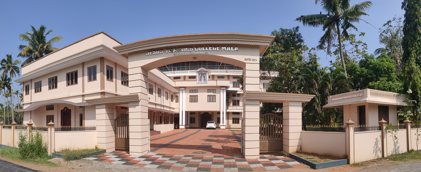 Short History of Jesus Training College, Mala