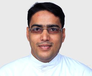 Fr. Shaji Antony Thekekara